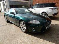 2009 JAGUAR XK 5.0 XK 2d AUTO 385 BHP £16990.00