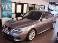 2006 BMW 5 SERIES 3.0 530D M SPORT 4d AUTO 228 BHP £6995.00