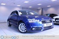 2013 AUDI A1 1.6 TDI 105 BHP SPORT 5d £10485.00