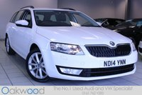 2014 SKODA OCTAVIA 1.6 TDI 105 BHP CR ELEGANCE 5d £11985.00