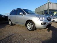 2009 KIA CARENS 2.0 GS CRDI 5d 138 BHP £4990.00