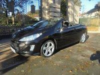 2012 PEUGEOT 308 2.0 CC GT HDI 2d 140 BHP £9695.00
