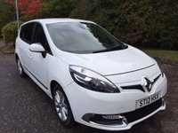 2012 RENAULT GRAND SCENIC 1.5 GR DYNAMIQUE TOMTOM LUXE ENERGY DCI S/S 5d 110 BHP £6999.00