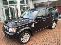 2012 LAND ROVER DISCOVERY 3.0 4 SDV6 XS 5d AUTO 255 BHP £26000.00