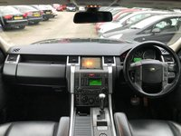 USED 2006 56 LAND ROVER RANGE ROVER SPORT 2.7 TDV6 HSE 5d AUTO 188 BHP