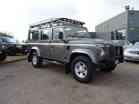 2008 LAND ROVER DEFENDER 2.4 110 XS STATION WAGON 5d 122 BHP £19990.00