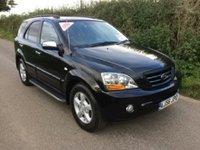 2006 KIA SORENTO 2.5 XT 5d 168 BHP £5995.00