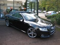 2009 AUDI A5 1.8 TFSI S LINE SPECIAL EDITION 2d 158 BHP £10490.00