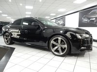 2013 AUDI A5 3.0 TDI QUATTRO BLACK EDITION S TRONIC £20975.00