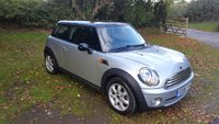2008 MINI HATCH COOPER 1.6 COOPER 3d 118 BHP £4995.00