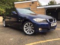 2010 BMW 3 SERIES 2.0 318D SE BUSINESS EDITION TOURING 5d ESTATE NAV LEATHER £9995.00