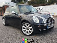 2004 MINI HATCH COOPER 1.6 COOPER 3d AUTO 114 BHP £2495.00