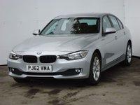2012 BMW 3 SERIES 2.0 316D ES 4d 114 BHP £11999.00