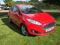 USED 2013 62 FORD FIESTA 1.2 ZETEC 3d 81 BHP WE STRIVE FOR 94% FINANCE APPROVALS