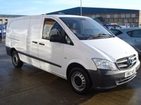 2012 MERCEDES-BENZ VITO 2.1 110 CDI 1d 95 BHP £7950.00