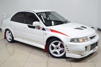 USED 2001 Y MITSUBISHI LANCER EVOLUTION 2.0 EVOLUTION VI - IMPORT 4d 280 BHP