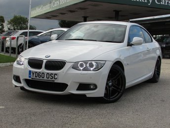 2010 BMW 3 SERIES 3.0 325I M SPORT 2d AUTO 215 BHP £14000.00