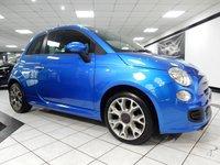 2015 FIAT 500 1.2 S 69 BHP £6949.00