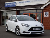 2014 FORD FOCUS 2.0 ST-3 5dr (250) Full Leather £16499.00