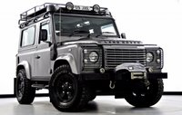 2009 LAND ROVER DEFENDER 90 2.4 TDi XS Station Wagon 3dr £25995.00