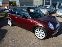 2003 MINI HATCH COOPER 1.6 COOPER 3d 114 BHP £2990.00