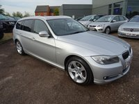2011 BMW 3 SERIES 2.0 318I EXCLUSIVE EDITION TOURING 5d 141 BHP £9890.00