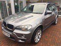 2009 BMW X5 3.0 XDRIVE30D M SPORT 5d AUTO 232 BHP £19500.00