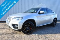USED 2009 59 BMW X6 3.0 X DRIVE35D 4d AUTO 282 BHP FSH+OVER £11K OF SPEC, READ THE ADD