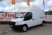 USED 2013 13 FORD TRANSIT 2.2 350 H/R  100 BHP FULLY H.P.I & VOSA CHECKED