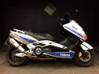 2007 YAMAHA XP 500 TMAX 500. 07. 21K. FSH. GPR EXH. FAST SCOOTER £2999.00