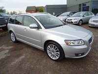 2012 VOLVO V50 1.6 DRIVE SE LUX EDITION S/S 5d 113 BHP £8950.00