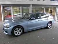 2013 BMW 3 SERIES 2.0 320D EFFICIENTDYNAMICS 4d AUTO 161 BHP £12975.00