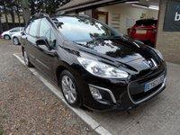 2012 PEUGEOT 308 1.6 E-HDI SW SR FAP 5d AUTO 112 BHP £4995.00