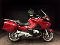 2005 BMW R1200RT SE. 05. 26K. FULLY LOADED. EXCEPTIONAL CONDITION £4950.00