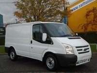 2012 FORD TRANSIT 2.2 280s Low Roof Panel Van Ex Lease Full Printout Delivery Can Be Arranged  £6450.00