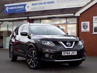 2014 NISSAN X-TRAIL 1.6 DCi TEKNA 7 Seater * Huge Specification * £19499.00