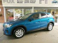 2012 MAZDA CX-5 2.2 D SE-L NAV 5d 148 BHP £11475.00