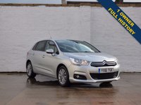 USED 2011 61 CITROEN C4 1.6 VTR PLUS 5d 118 BHP 1 Owner Full Service History 0% Deposit Finance Available