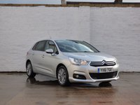 USED 2011 61 CITROEN C4 1.6 VTR PLUS 5d 118 BHP 1 OWNER FULL SERVICE HISTORY FINANCE AVAILABLE CALL 07748682385