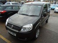 2007 FIAT DOBLO 1.9 JTD FAMILY 5d 120 BHP £3300.00