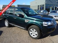 USED 2013 63 LAND ROVER FREELANDER 2.2 TD4 GS 5d 150 BHP LOW COST FINANCE OPTIONS DRIVE THIS CAR HOME TODAY,  MAIN AGENT  STAMPS,LEATHER TRIM 2 KEYS , HEATED SEATS, AIR CONDITIONING, PARKING SENSORS -  MAIN AGENT SERVICE  STAMPS,LEATHER TRIM 2 KEYS