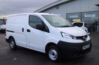 2013 NISSAN NV200 1.5 SE DCI 1d 89 BHP £4195.00