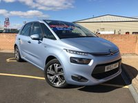 USED 2013 63 CITROEN C4 PICASSO 1.6 E-HDI AIRDREAM EXCLUSIVE 5d 113 BHP