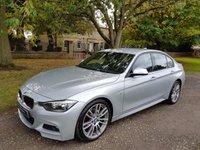 2013 BMW 3 SERIES 2.0 320D M SPORT 4d 181 BHP £18800.00