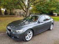 2012 BMW 3 SERIES 2.0 320D M SPORT 4d 181 BHP £15950.00