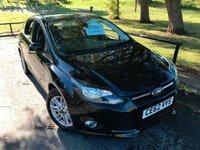 2012 FORD FOCUS 1.6 TITANIUM TDCI 115 5d 114 BHP £6990.00