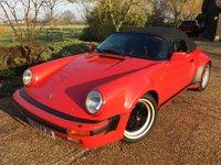 USED 1989 G PORSCHE 911 3.2 SPEEDSTER 2d 231 BHP