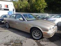 2004 JAGUAR XJ 3.0 V6 4d 240 BHP £6995.00