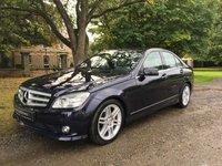 2008 MERCEDES-BENZ C CLASS 3.0 C320 CDI SPORT 4d AUTO 222 BHP £10950.00