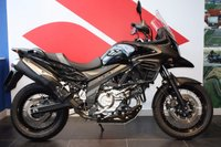 USED 2016 66 SUZUKI DL 650 V-STROM XT, BLACK, LOW MILEAGE EX DEMO BIKE!